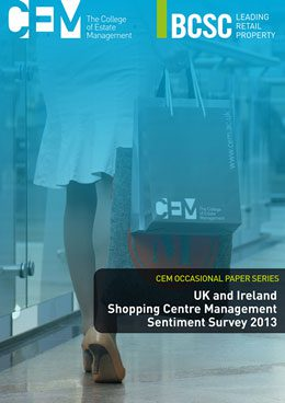 UK-and-Ireland-Shopping-Centre-Management-Sentiment-Survey-2013