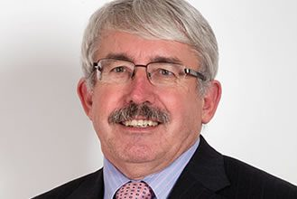 Chris Blythe OBE, CEO 2000-2019, Chartered Institute of Building (CIOB)