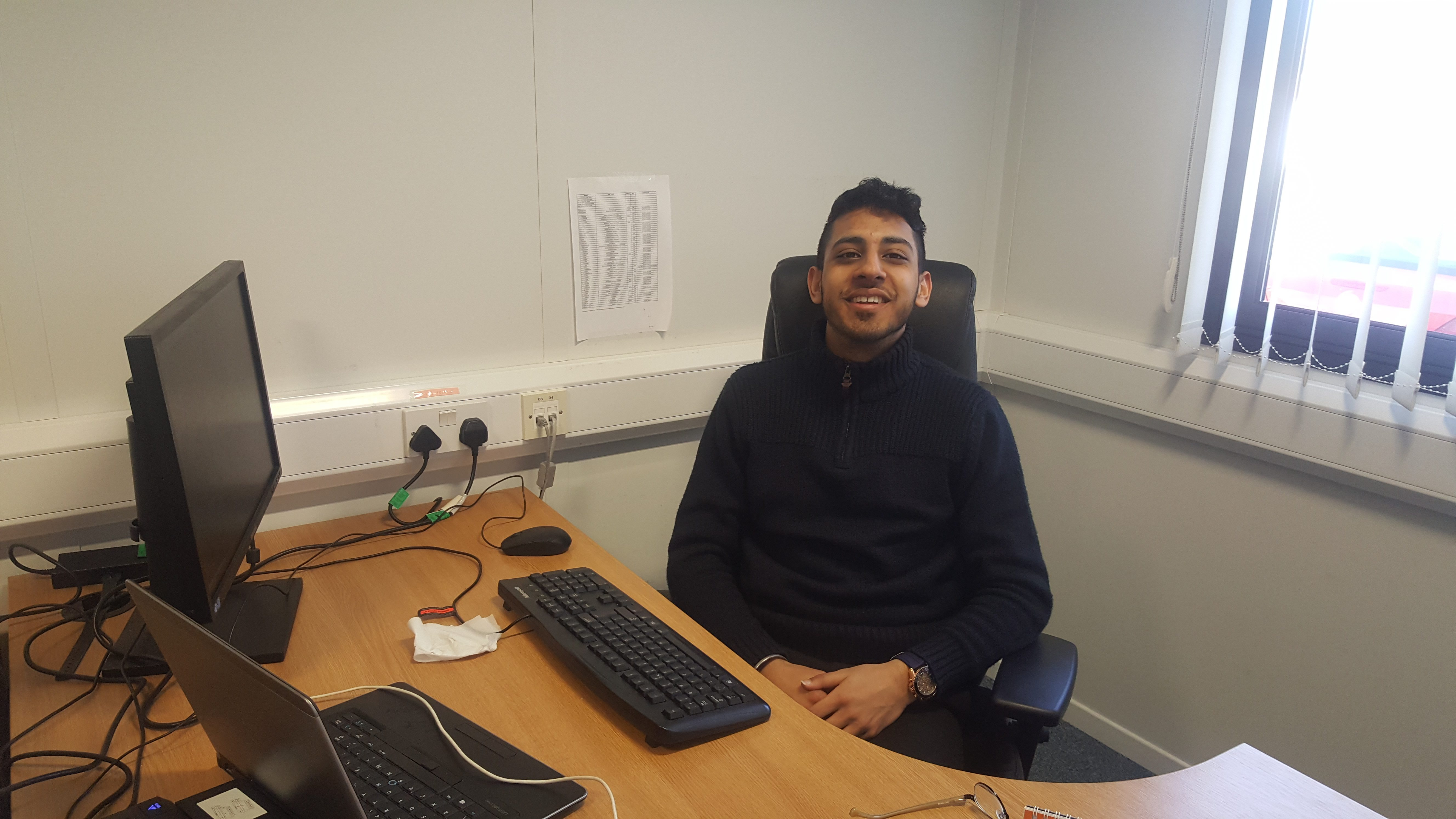 A case study: travelling to new heights - Raj Clair, Apprentice