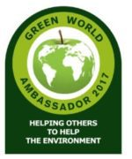Green World Ambassador 2017