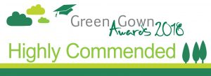 Green Gown Awards 2018 Highly Commended