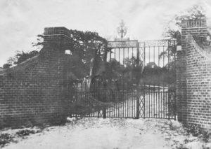 Hinchley Wood Gates