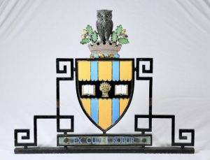Coat of Arms and motto