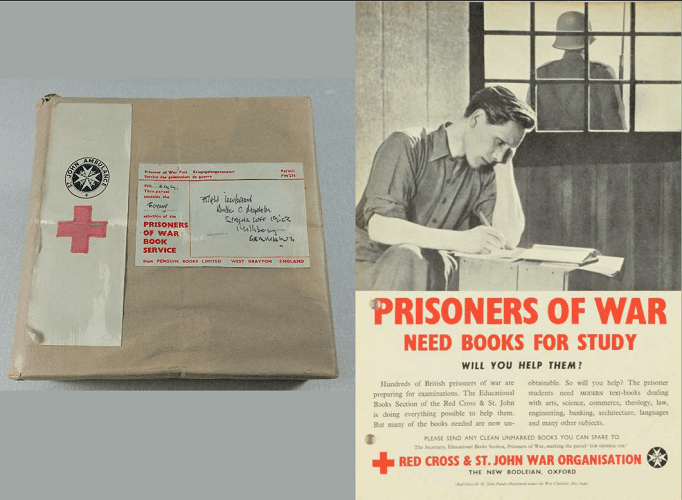 Red Cross - Prisoners of war