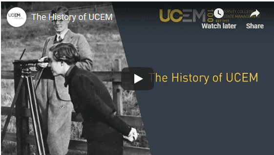 The History of UCEM