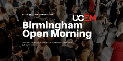 Birmingham opening morning