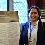Preeti Chatwal-Kauffman with her shortlisted project