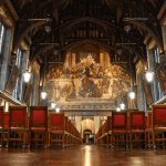 The Great Hall at Lincolns' Inn