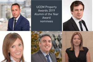 Collage of our Alumni of the Year nominees