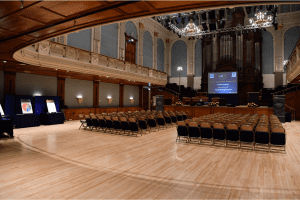Concert Hall at Reading Town Hall