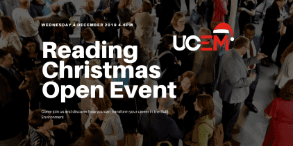 Reading Christmas open event
