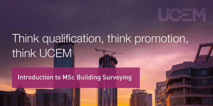 MSc Building Surveying