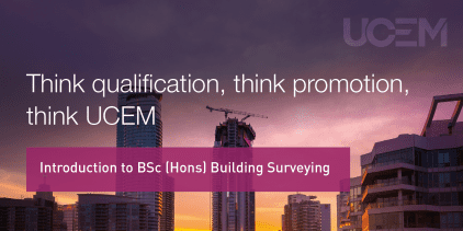 BSc Building Surveying