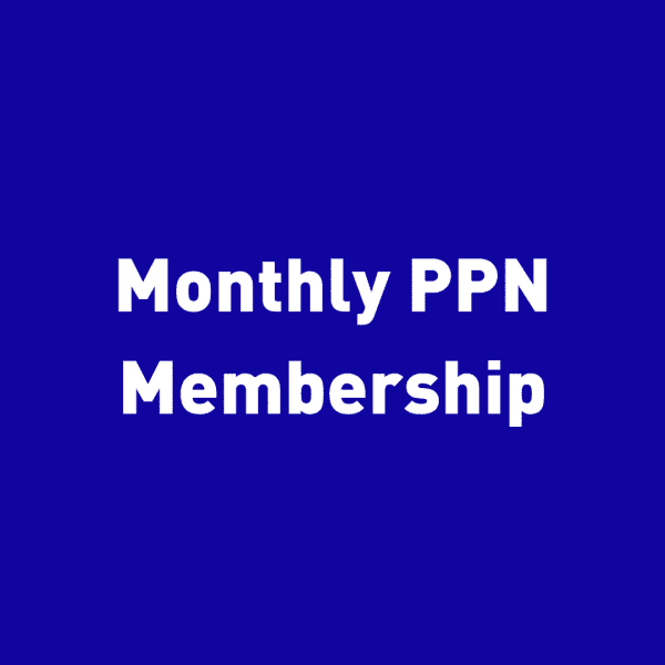Monthly PPN membership graphic