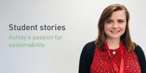 Student stories blog graphic