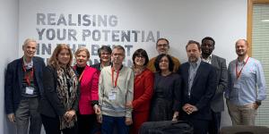 The Sustainable Futures workshop participants