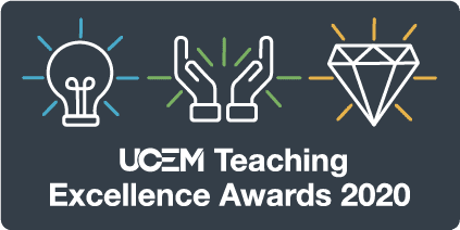 Teaching Excellence Awards graphic