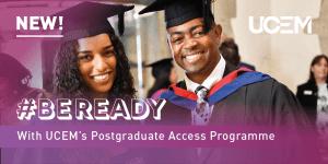 Postgraduate Access Programme graphic