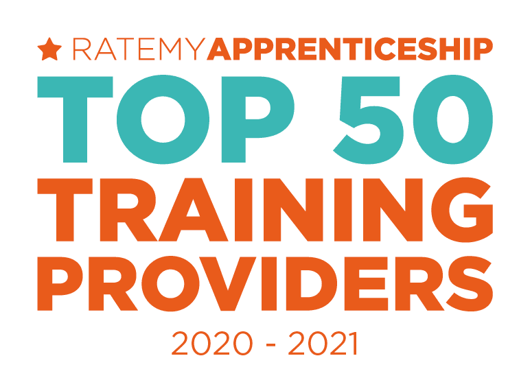 Top 50 Training Providers for Rate My Apprenticeships