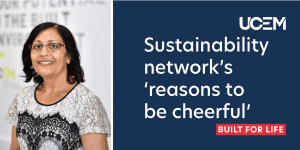 Sustainability network's 'reasons to be cheerful'