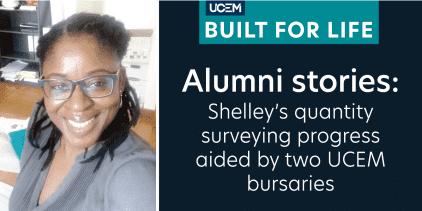 Shelley bursary article web tab