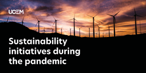 Sustainability during the pandemic article graphic