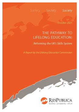 Cover of ResPublica research report